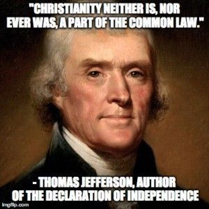 I raise you my own Founding Fathers quote. - Imgur