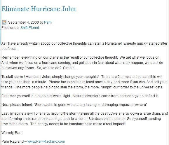 ragland nonsense 2006 09 04 hurricane john