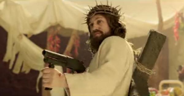 jesus rambo