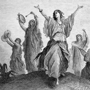 human sacrifice - jephthah daughter