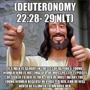 mindsoap - deuteronomy 22 28-29, laws of rape