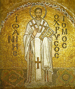 mindsoap - misogyny, saint john chrysostom