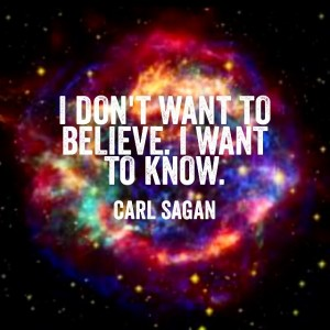 sagan - i want to know