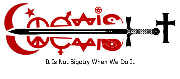 mindsoap - coexist honest - it isnt bigotry
