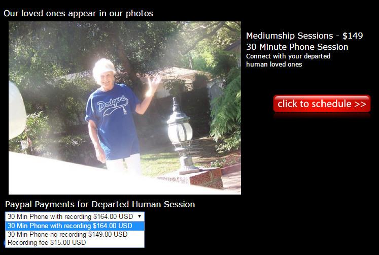 karen anderson - services, deceased humans
