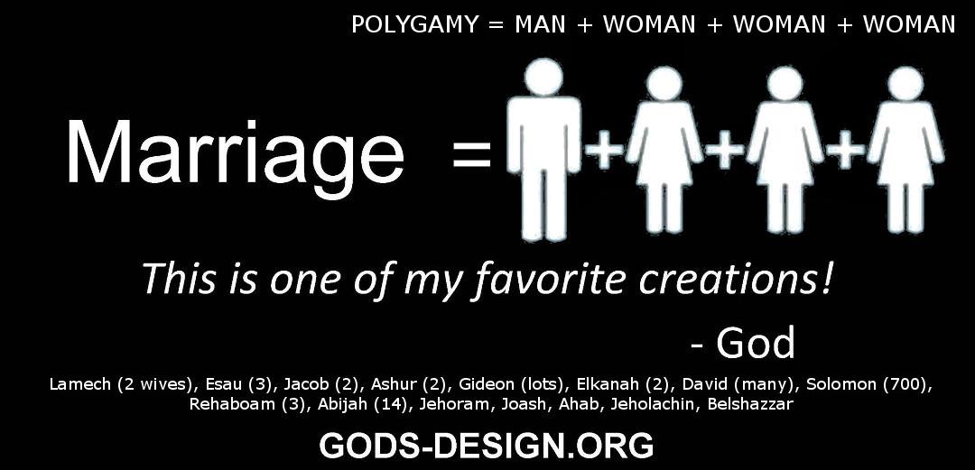 gods original design ministry, honest christian marriage - 3. man woman woman woman