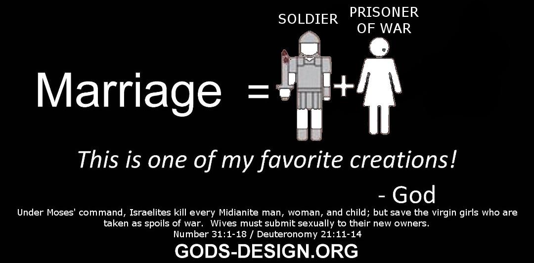 gods original design ministry, honest christian marriage - 6. soldier and prisoner of war