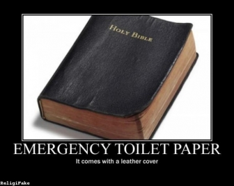 mindsoap - bible emergency toiletpaper