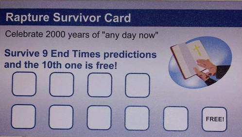 rapture survivor card - 00 empty blank