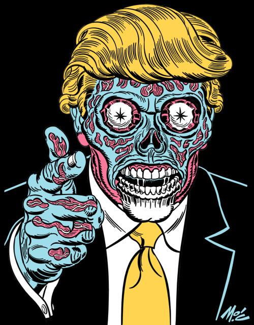 trump lives