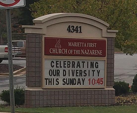 surviving jesusland - celebrate OUR diversity