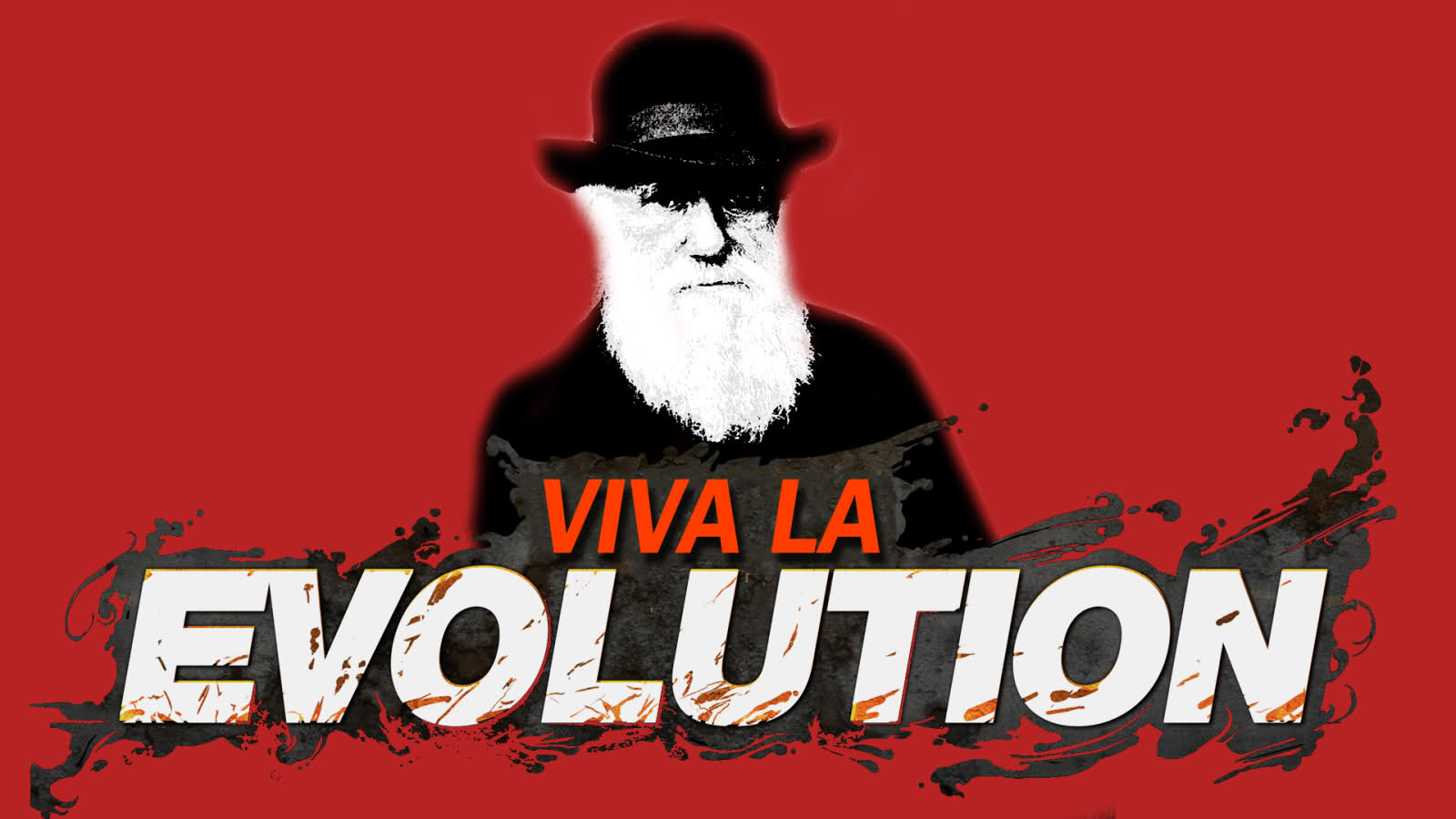 darwin - viva la evolution