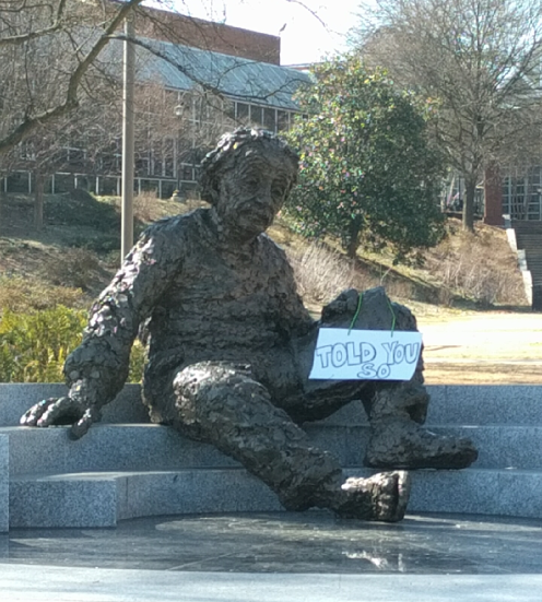 einstein at georgia tech