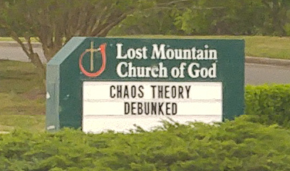 chaos theory debunked, before