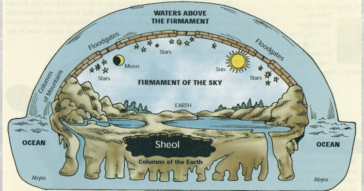 the earth according to the bible 2
