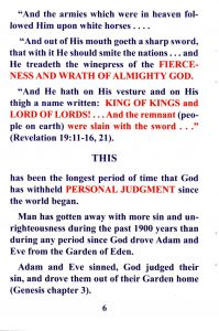 gospel hour pamplet 21 - 06