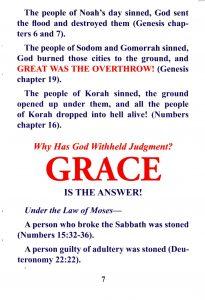 gospel hour pamplet 21 - 07