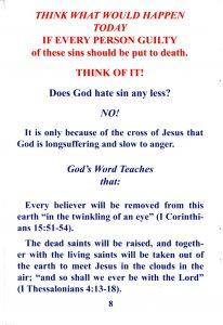 gospel hour pamplet 21 - 08