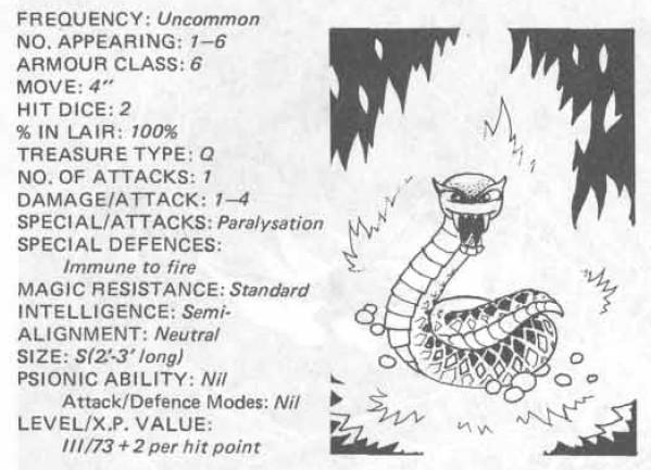 The Original Monster Manual | MindSoap