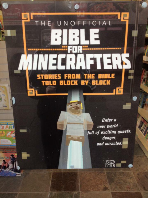 Christianity Ruins Everything - Minecraft